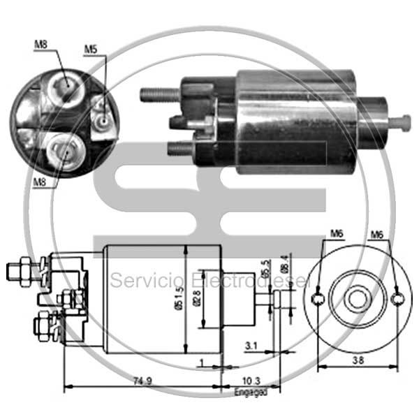 Productos besides Engine Pro Camshafts further Starting System Wiring Diagram Youtube Starter likewise Coop Advertising likewise Pakosarjan Osia Omc V8  ford V8 302 351  Pako27. on perkins v8 diesel